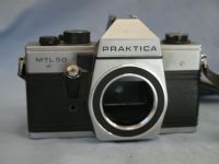 ' 42MM ' Praktica MTL50 M42 SLR Camera £4.99